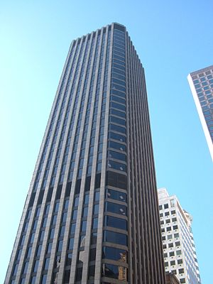 McKesson Plaza at 1 Post Street in San Francisco.